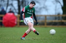 James Horan makes three changes for Mayo's clash with Kerry