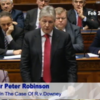 """""""A deception by omission"""" - Robinson says the DUP was misled over 'on-the runs'"""