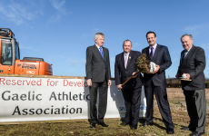 Paraic Duffy keen to stress new €9m GAA facility is not just for Dublin's usage