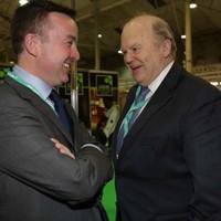 Michael Noonan: I'll consider tax cuts, Richard Bruton: I won't consider wage hikes