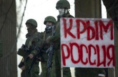 Russia has sent 6,000 troops to Crimea says Ukraine