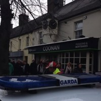 Gardaí called to auction sit-in protest in Maynooth