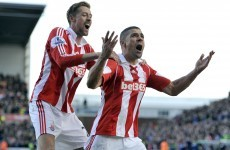 Walters on target as Stoke shock Arsenal, Everton gain valuable three points