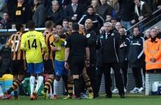 FA to probe headbutt as Pardew apologises