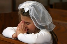 Poll: How much is appropriate to give a child on their First Communion?