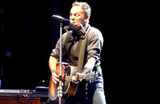 Bruce Springsteen brilliantly covers Lorde's smash hit Royals