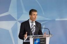 """""""Russia must stop"""" - NATO chief"""