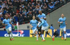 Yaya Toure scores a goal fit to win any final as City secure League Cup triumph