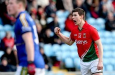 Alan Freeman steers Mayo to victory over Kerry
