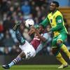 VIDEO: Christian Benteke scores an incredible overhead volley