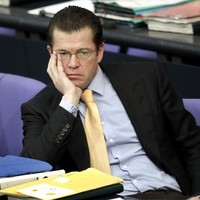 Former German defence minister exposed as a cheat