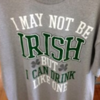 These Walmart St Patrick's Day t-shirts are causing absolute uproar