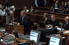 Watch live: Oscar Pistorius trial begins in South Africa