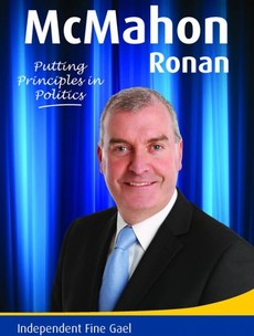 Election candidate insists his 'Independent Fine Gael' leaflet isn't confusing voters