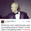 10 examples of celebs acting the maggot at Vanity Fair's Oscars bash