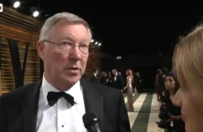 'I like a lot of great movies. Gone With the Wind, The Searchers...': It was Fergie time at the Oscars last night