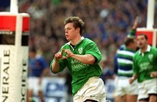 Brian O'Driscoll: I want to be remembered as a team player