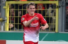 Moyes target Ginter 'honoured' by United links