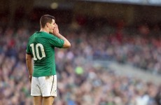 Getting Sexton back in Ireland would be a World Cup boost, admits O'Driscoll