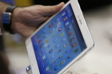 Samsung's sold more than 37 million tablets in 2013, the most of any Android tablet manufacturer.