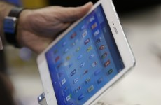 Apple knocked off top spot as Android tablets now outsell the iPad
