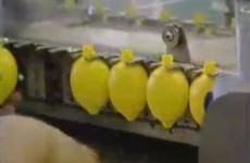 Mesmerising video of how they make Jif Lemon