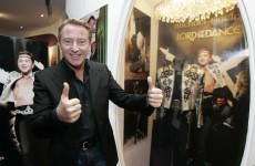 Michael Flatley is the Marshal of the St Patrick's Day parade in Cork