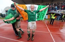 Kerry's rugby flag flying high as Siobhán Fleming and JJ Hanrahan make their mark