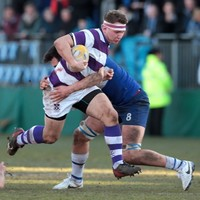 Clongowes Wood see off St Andrews to set up Schools Cup final with Blackrock