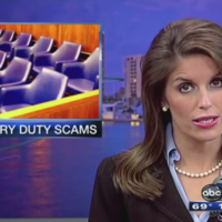 Mortifying graphic oopsie gives female newsreader a pig face on live TV