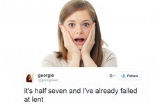 All of these people have already failed at Lent