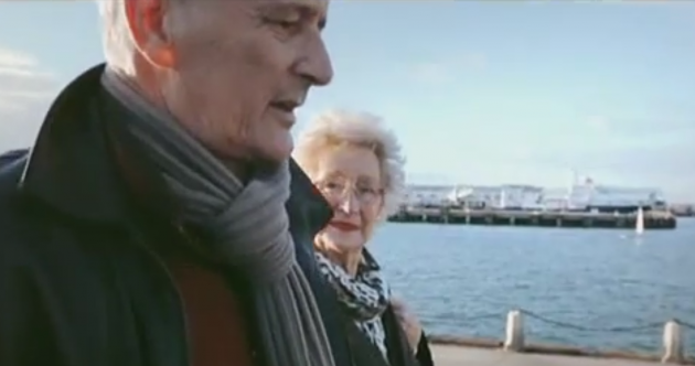 """I'll miss my kids""... Two heartbreaking new anti-smoking ads featuring the late Gerry Collins"