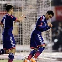Shinji Kagawa scores his first goal in 6 months as Japan beat New Zealand