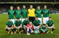 Player ratings: here's how we thought the Boys in Green did against Serbia