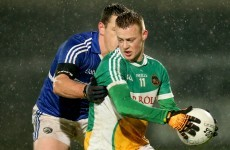 Maher inspires Offaly to dump reigning champions Kildare out of Leinster U21FC