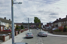 Man found with gunshots wounds to his legs on a road in Finglas