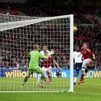 Sturridge header rescues victory for England against Denmark