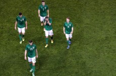 Talk of transition and learning as Ireland lose out in a tale of two halves
