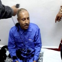 Gaddafi's son has been extradited and put in prison