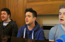 They're back! Talented Irish trio return with another touching cover song