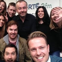 Nicky Byrne gives €1000 to Ray D'Arcy listeners who text 2FM by mistake