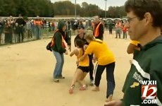 Student runner with multiple sclerosis collapses at the end of every race, still wins state title