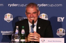 Torrance and Smyth named Europe's Ryder Cup vice captains