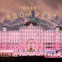 Here's how a Dublin-based artist designed the Grand Budapest Hotel props