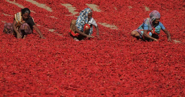 The Week in Photos: See Red