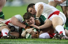 Greatest hits: 10 of Brian O'Driscoll's best international tries on home soil