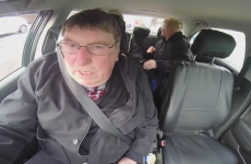 This people-powered taxi prank had Irish passengers totally fooled