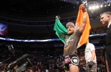 'I don't give a s*** who they put in front of me' - McGregor on UFC's Irish return