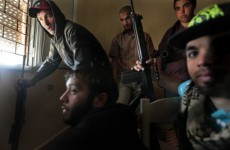Libyan rebels claim capture of Misrata airport