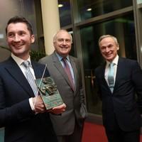 Property company lands innovation gong